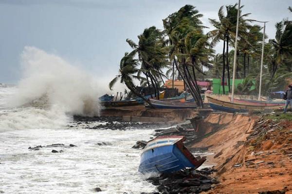 hurricane wmo cyclone west bengal