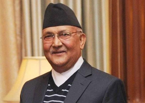 kp sharma oli majority nepal india