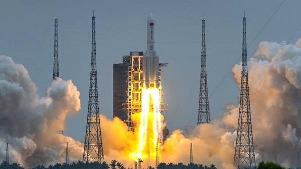 chinese rocket  new zealand  expert