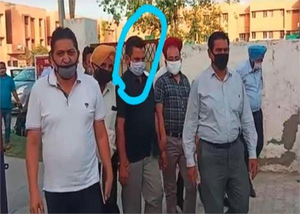 vigilance bribery patwari arrested sangrur