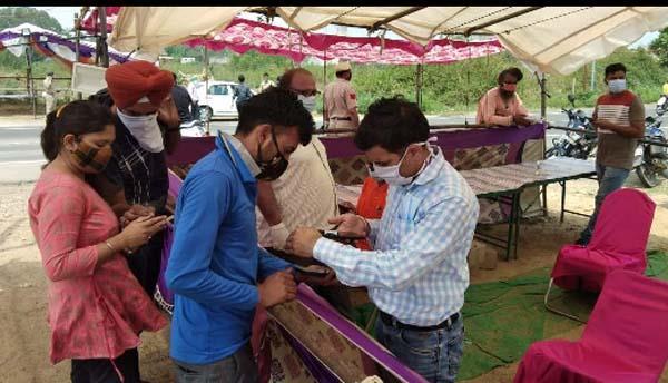 jalandhar bus stand alert coronavirus himachal bus service baned