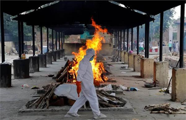 covid case in india