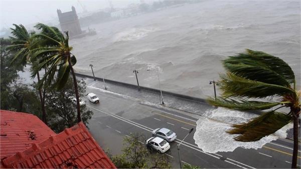 cyclone tauktae  north india rain warning
