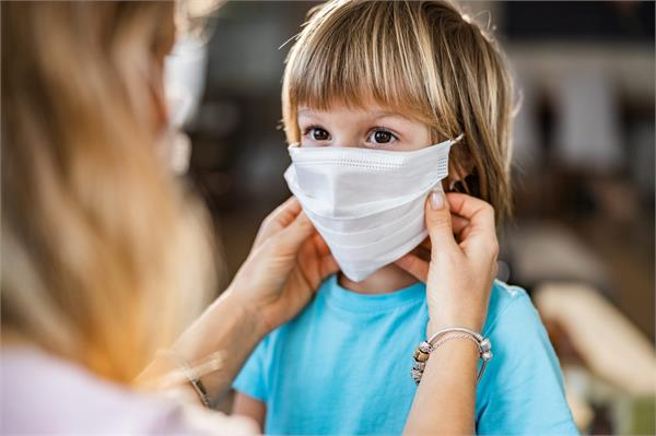 third corona wave children parents not ignore symptoms