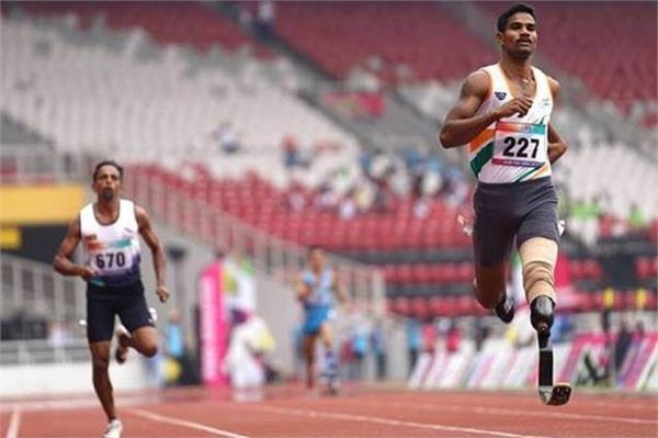 paralympic games  indian para athletics team  selection