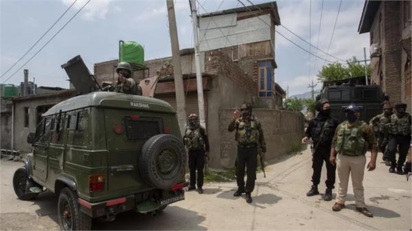 two al badr militants killed in srinagar encounter