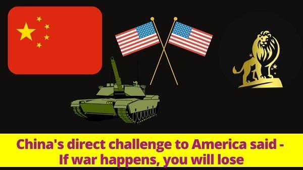 china direct challenge usa