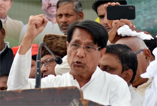rld chief ajit singh dies tribute political leaders