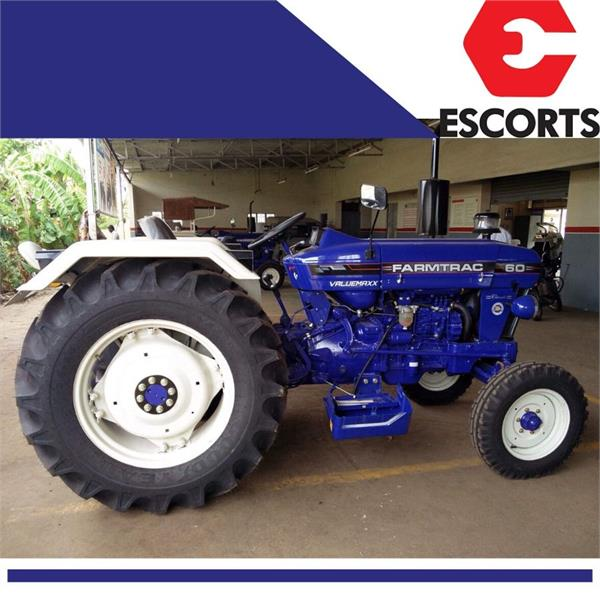 kovid epidemic will affect villages  affect tractor sales  escorts