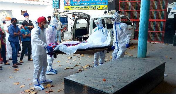 jalandhar coronavirus cremation