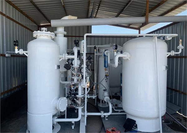 hospital oxygen plant firozpur