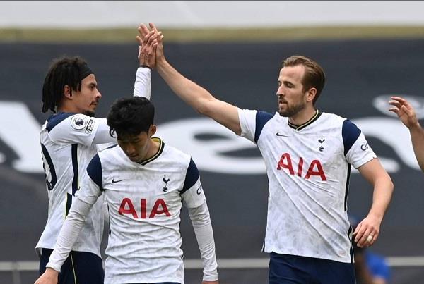 harry kane  tottenham  english premier league  wins