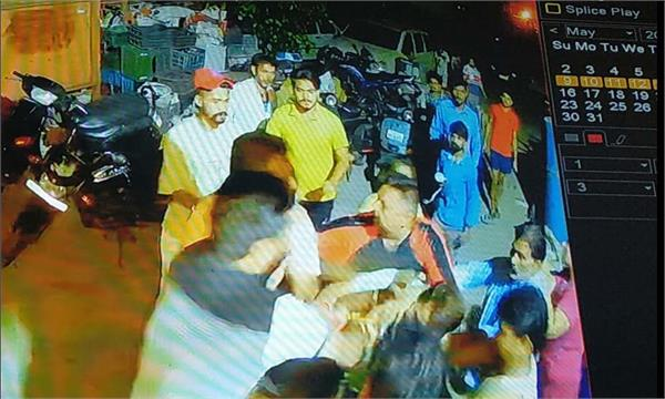 man murder in nangal