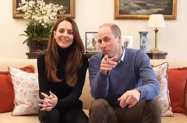 uk  prince william  kate middleton  youtube channel  launch