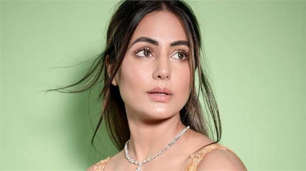 hina khan tests covid negative  admits she didn  t take precautions