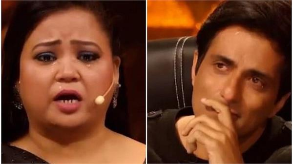 bharti singh turns emotional about not being able to plan a baby