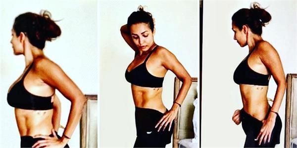 malaika arora shared her corona positive experience