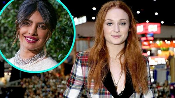priyanka chopra sister in law sophie turner sickened