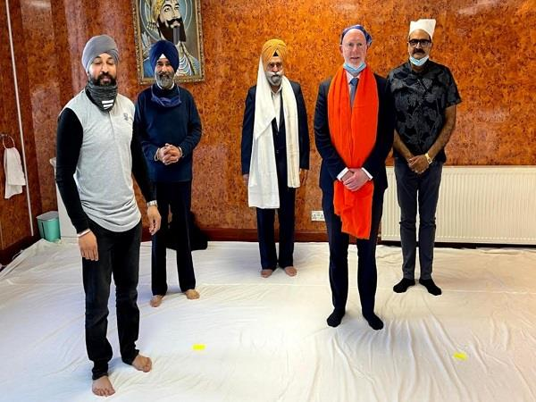 lord provost of glasgow praises the work of the sikh community