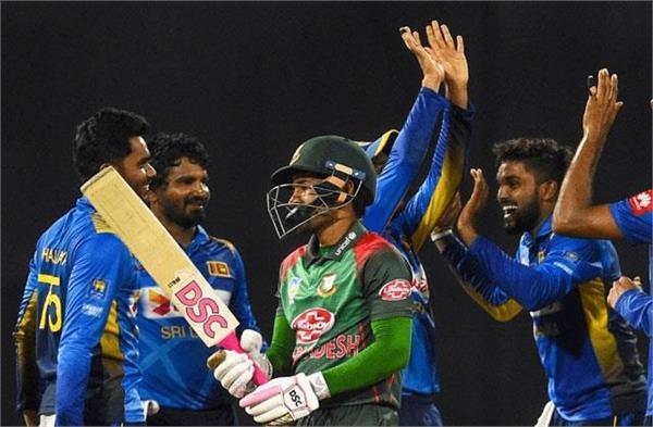 kusal perera  sri lankan team  bangladesh