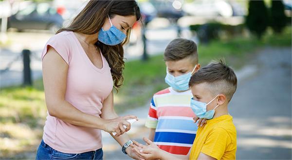 children can have third wave risk
