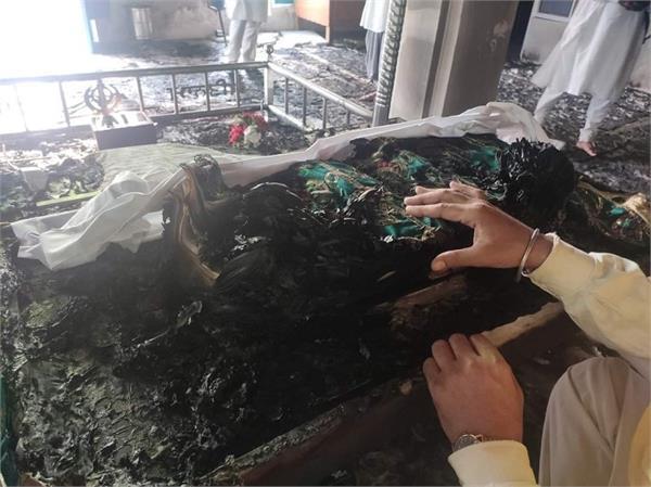 amritsar electricity short circuit fire guru granth sahib saroop