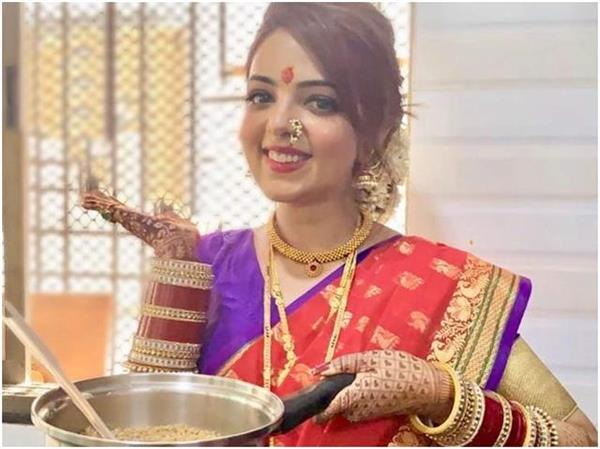 this is the first time sugandha mishra has made this special dish