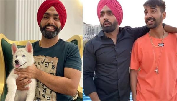 ammy virk and maninder buttar