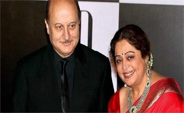 anupam kher reacts to rumours of wife kirron kher demise