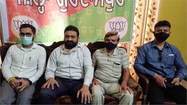 bjp leaders angry over  sending ventilator to ludhiana