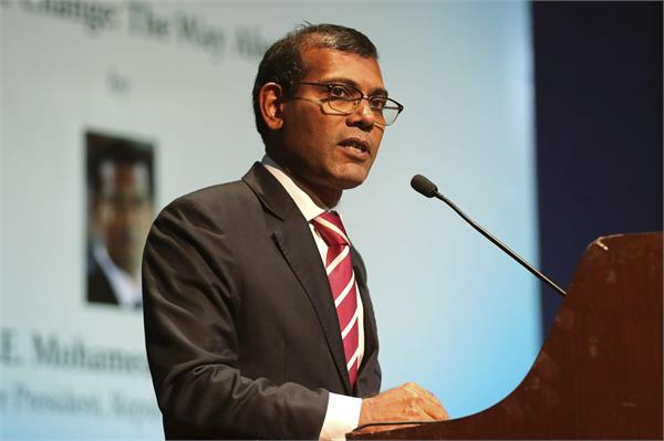 former maldives president wounded in germany for treatment