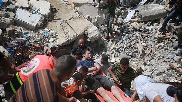 the death toll in israel attacks has risen to 181
