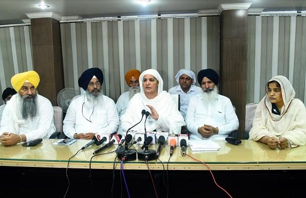 the shiromani committee has set up temporary wards in guru ghars