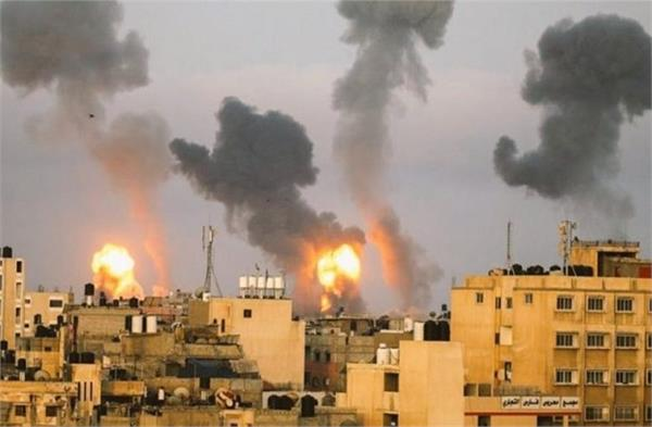 1800 rockets fired at israel from the gaza strip