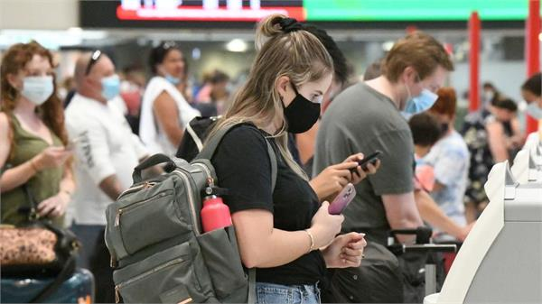 many citizens australia were not allowed board flight after found infected
