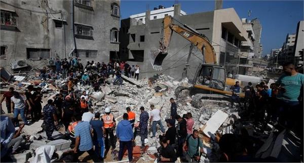 egypt announced 500 million to rebuild gaza