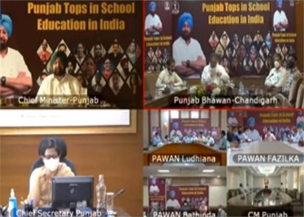 regarding education  teachers  chief minister  sri muktsar sahib