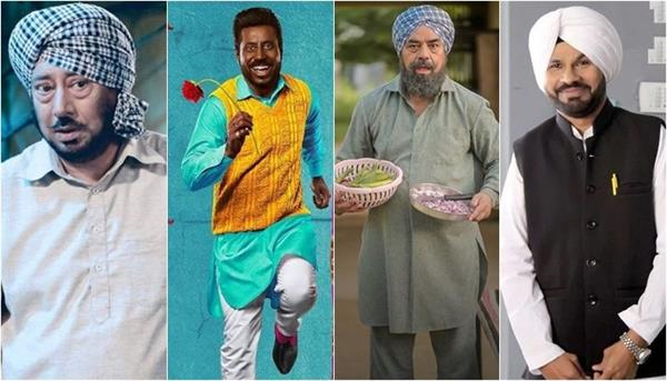 punjabi industry supporting actors without whom the punjabi movies