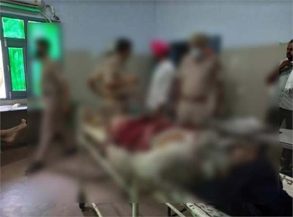 tarn taran  land disputes  firing  people deaths