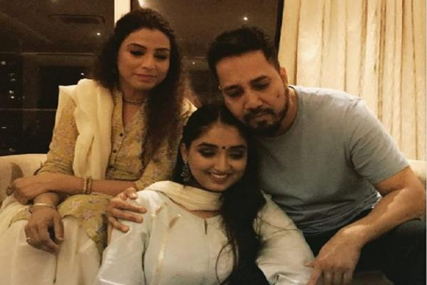 uncle mika singh  s birthday niece  ajit mahindi shared a beautiful post