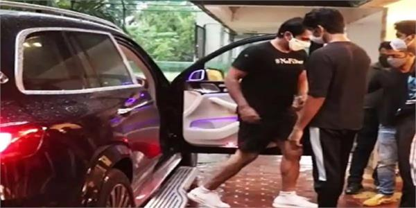 sonu sood reaction on gifting a car to his son
