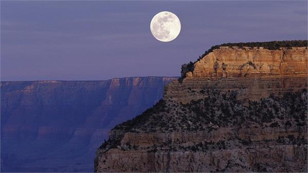 strawberry moon 2021  will full moon be visible in india on