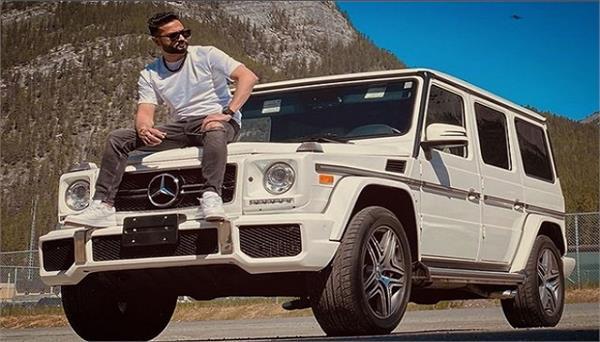 punjabi singer roshan prince buys g wagon