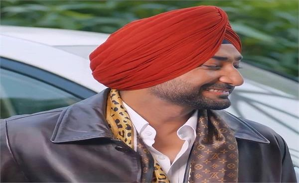 ranjit bawa shared the first look of his upcoming song sucha soorma