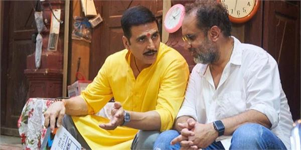 akshay kumar start shooting of raksha bandhan