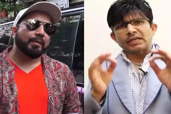 krk will now respond to mika singh  s song in this style