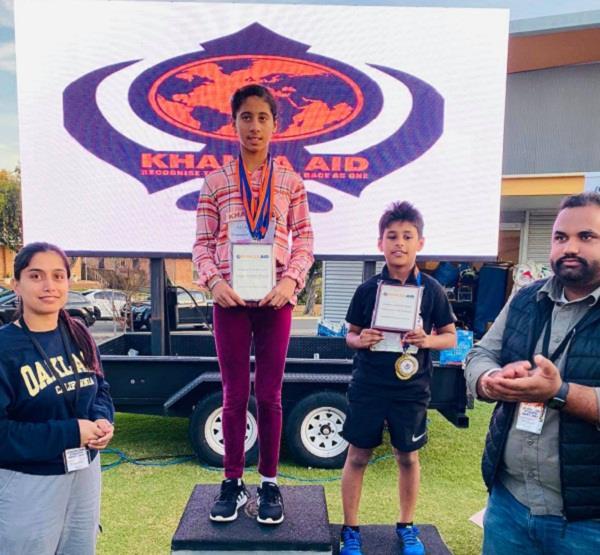 khalsa aid adelaide  junior sikh games