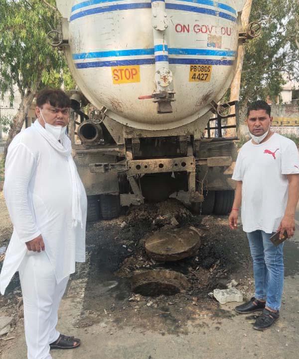 sewer lines  super suction machines  scam jalandhar