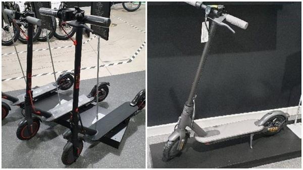 scotland  e scooters  thieves
