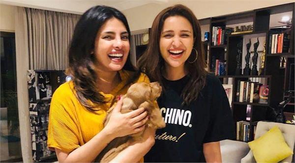 video of priyanka chopra and sister parineeti dancing is going viral